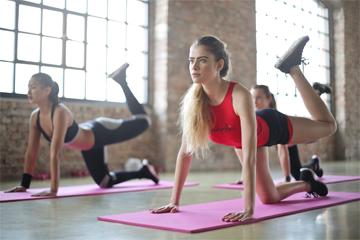 Group Exercise Programs