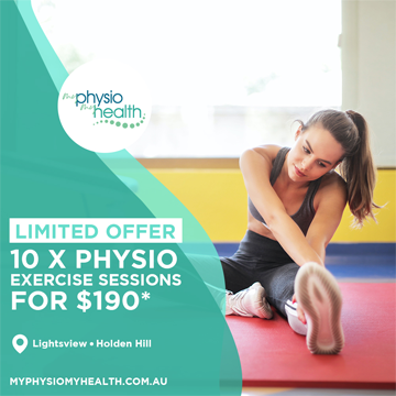Physio Group Exercise Program Special