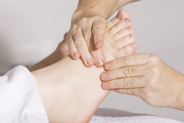 educe muscle stiffness and soreness with massage therapy