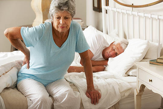Our team of physiotherapists are experienced in treating and relieving lower back pain