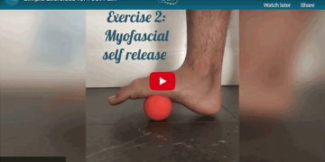 3 Simple Exercises for Foot Pain