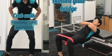 Better Glutes = Healthy Knees; how to activate and strengthen your glutes